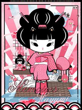 """Mayumi•Gumi"