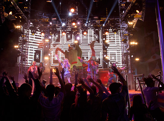 Take 5: Get Mad About Mad T Party at Disney California Adventure Park