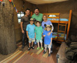 The Krantz Family Sees the Transformation for their Backyard on 'My Yard Goes Disney'