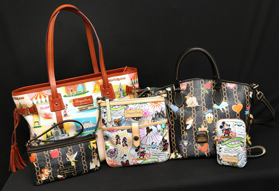 New Dooney &amp; Bourke Items Releasing on July 14 at Walt Disney World Resort