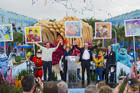 Dedication Ceremony at Disney's Art of Animation Resort for the New Disney•Pixa