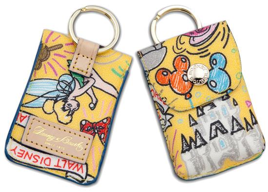 Dooney & Bourke Keychain Available at TrenD in the Downtown Disney Marketplace at Walt Disney World Resort