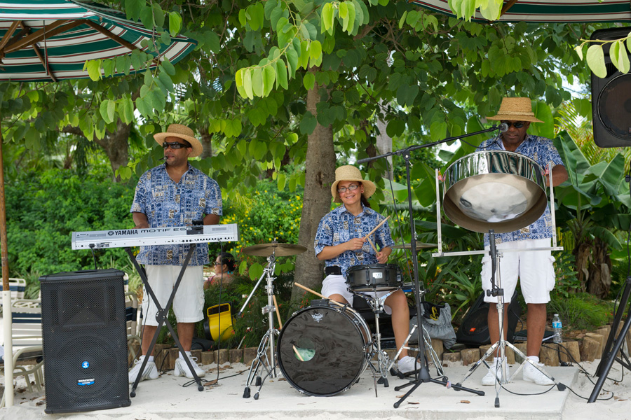 caribbean calypso music Calypso music is a genre of caribbean music native to the island of trinidad it is heavily rhythmic and has clever, catchy melodies and lyrics.
