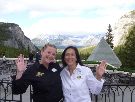 'Roaming the Rockies' with Adventures by Disney Adventure Guides