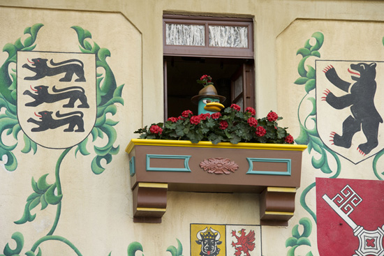 Agent P's World Showcase Adventure Takes You Around the World at Epcot