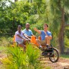 """The Monize Family Gets a Backyard Makeover Inspired by Disney's Fort Wilderness Resort and Campgrounds and Disney's Wilderness Lodge on HGTV's """"My Yard Goes Disney"""""""