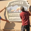 The Monize Family Gets a Backyard Makeover Inspired by Disneys Fort Wilderness Resort and Campgrounds and Disneys Wilderness Lodge on HGTVs My Yard Goes Disney