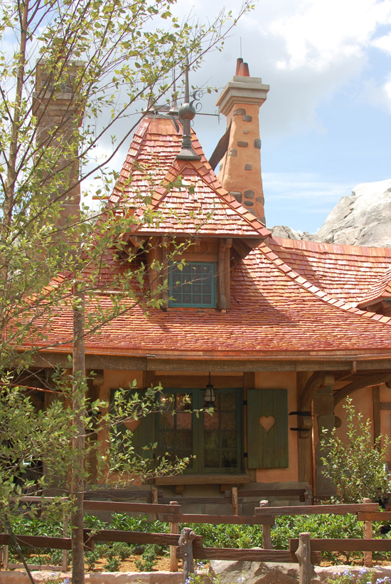 Maurice's Cottage in New Fantasyland at Magic Kingdom Park