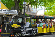 Disney Cruise Line Adventures in Key West, Featuring Train Tours