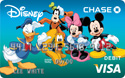 New Disney's Visa Debit Cards from Chase