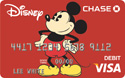 New Disneys Visa Debit Cards from Chase