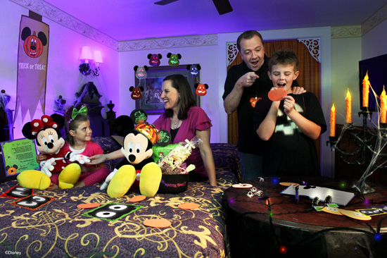 A Spooktacular Halloween Celebration at Walt Disney World Resort from Disney Floral & Gifts