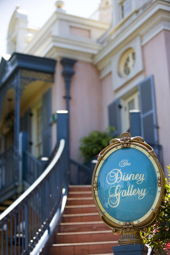 The Disney Gallery at Disneyland Park Celebrates 25 Years