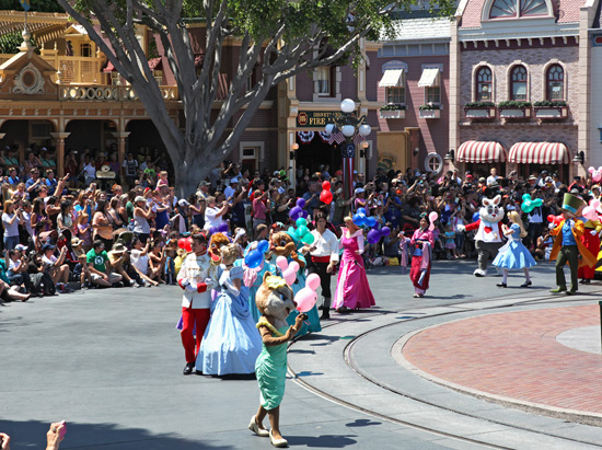 Celebrating 57 Years of Magic at Disneyland Park