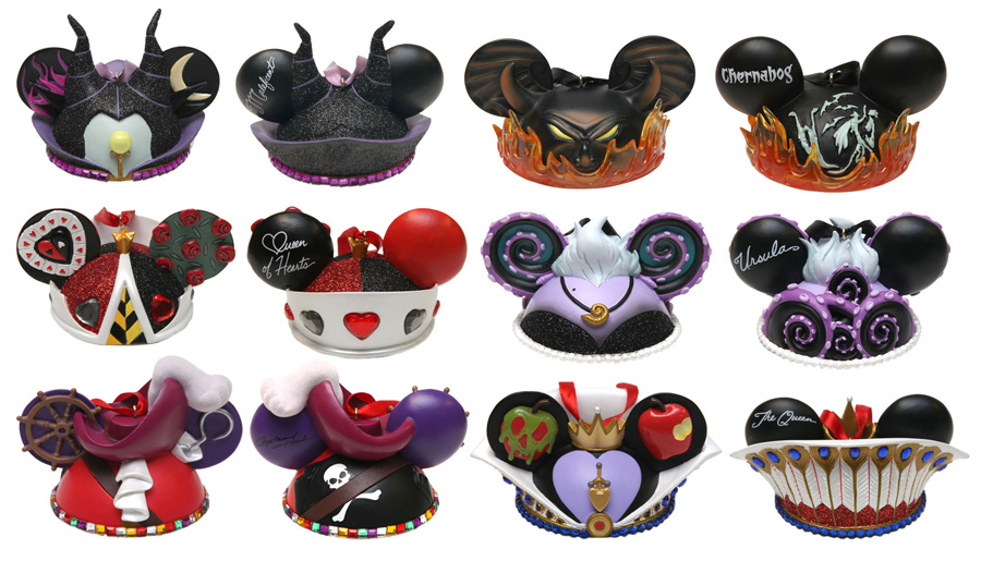 Princess Ear Hat Designs