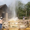 Geyser Gulch at Grizzly Gulch in Hong Kong Disneyland