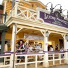 The Lucky Nugget Saloon at Grizzly Gulch in Hong Kong Disneyland
