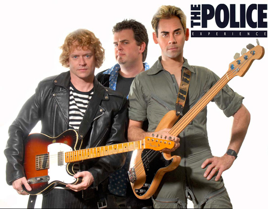 The Police Experience ~ A Tribute to The Police, Performing This Weekend at Epcot