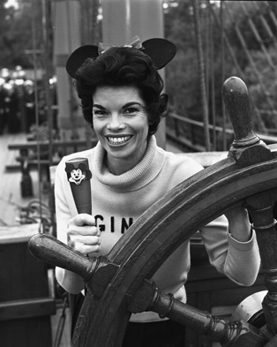 Disney Legend Ginny Tyler