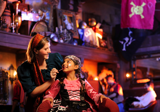 The Pirates League is Coming to Disneyland Park