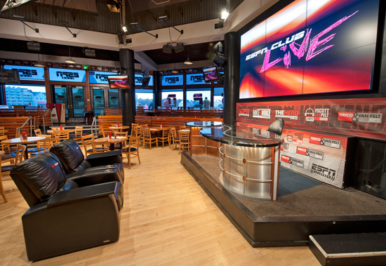 Watch the Summer Games at ESPN Club and Other Locations at Walt Disney World Resort