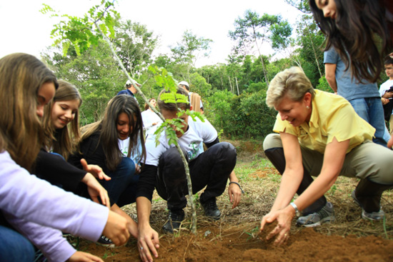 Wildlife Wednesdays: Disney Plants Three Million Trees in Endangered Tropical Forest