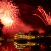 Disney Parks After Dark: Fireworks Above Liberty Square at Magic Kingdom Park