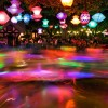 'Taking a Spin' at Disney Parks After Dark