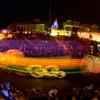 Disney Parks After Dark: Main Street Electrical Parade at Magic Kingdom Park in Fast-Forward