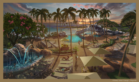 Details Announced for Expanded Water Fun and Dining Options at Aulani, a Disney Resort &amp; Spa