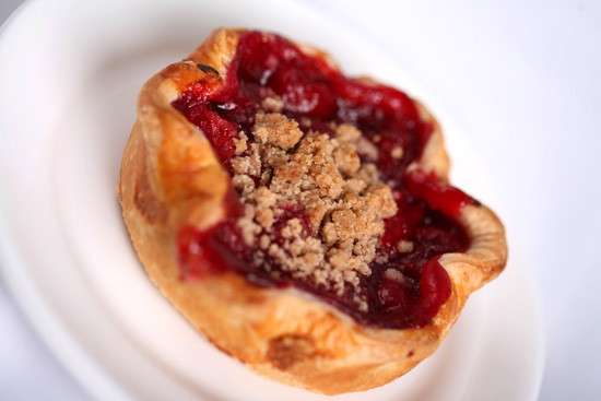 Cherry Pie Created by Disneyland Resort Executive Pastry Chef Jean-Marc Viallet