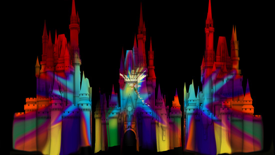 'Celebrate the Magic' Nighttime Show Coming to Magic Kingdom Park