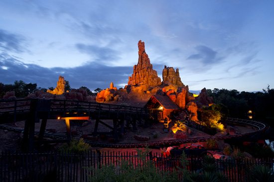 Disney Parks After Dark: Wildest Ride in the Wilderness at Magic Kingdom Park