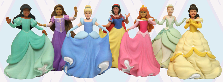 D Tech Me To Offer Disney Princess Figurines At World Of