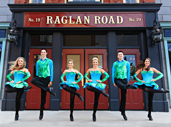 Celebrate 'The Great Irish Hooley' at Raglan Road August 31 - September 3 at Walt Disney World Resort