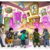 Artist Rendering of Goofy's Paint 'n' Play House at Tokyo Disneyland