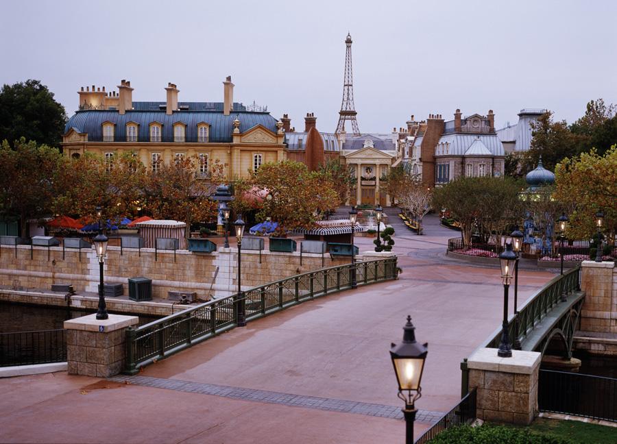Major Makeover For The France Pavilion At Epcot Disney Parks Blog