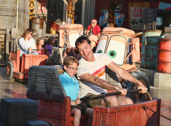 Eight Ways to Enjoy Disney California Adventure Park: Child's Play