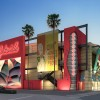 A Peek at the Exterior of Splitsville, Coming This Fall to Downtown Disney at Walt Disney World Resort