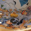 The Ceiling of Once Upon A Toy in Downtown Disney Marketplace at Walt Disney World Resort