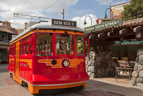 Things You Might Not Know About Buena Vista Street at Disney California Adventure Park