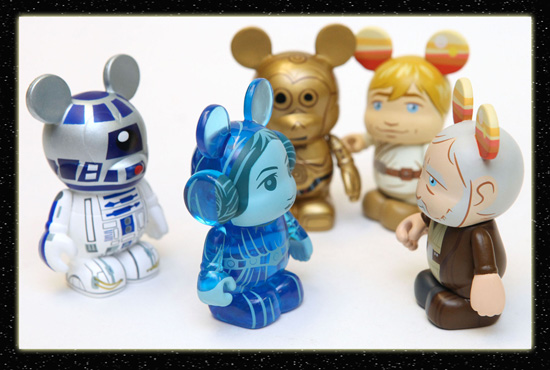 Disney Parks Merchandise appearing at Star Wars Celebration VI Event in August 2012
