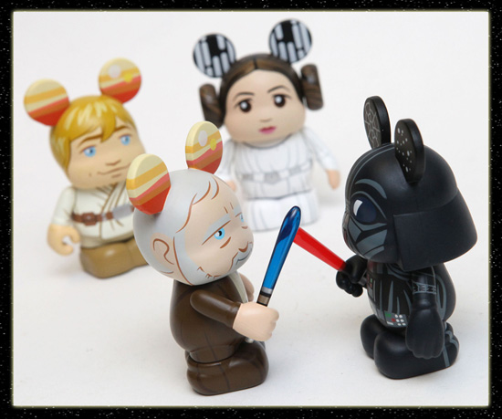 Popular Vinylmation – Star Wars Collection Expands with Series Two, Coming to Disney Parks