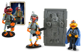 Star Wars Vinylmation Figures from Disney Theme
