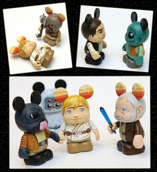 Popular Vinylmation  Star Wars Collection Expands with Series Two, Coming to Disney Parks