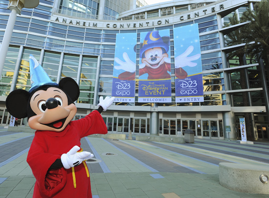 Disney's D23 Expo 2013 Tickets Available on August 9!