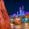 Disney Parks After Dark: Mermaid Lagoon Lights Up the Night at Tokyo DisneySea