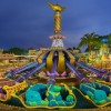 Disney Parks After Dark: The Magic Carpets of Aladdin at Magic Kingdom Park