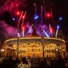 Disney Parks After Dark: Fireworks in Fantasyland at King Arthur's Carrousel at Disneyland Park