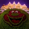Disney Parks After Dark: Mickey Welcomes You to Disneyland Hotel at Disneyland Paris – See more at: http://disneyparks.disney.go.com/blog/#sthash.8YFOHlgo.dpuf